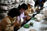 Atelier de poteries à Ba Trang - Vietnam