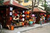 Boutiques de lanternes - Hoi An - Vietnam