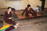 Tisseuses de nattes - Hoi An - Vietnam