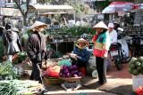 Au marché de Dalat - Vietnam
