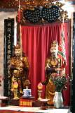 Au Temple Chua Tran Qouc