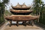 Entrée du Temple de Tien Tru