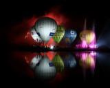 11è World Balloon Trophy in Echternach  LUXEMBOURG