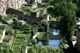 Jardins au bord de l'Alzette
