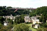 Le Pont rouge ou Pont de la Grande Duchesse Charlotte