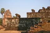 Le groupe de Roluos-Cambodge