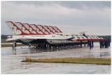 USAF Thunderbirds at 31st AFB Poland, Jun 25th-26th, 2007