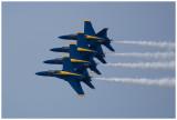 Blue Angels at NAS Oceana, Sep 9th, 2006