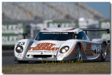#23 Ruby Tuesday Porsche Crawford: Jorg Bergmeister, Patrick Long, Romain Dumas
