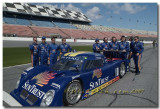 #10 SunTrust Racing Pontiac Riley: Jeff Gordon, Jan Magnussen ,Wayne Taylor, Max Angelelli,