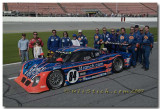 #84 Robinson Racing Pontiac Riley: George Robinson, Wally Dallenbach, Paul Dallenbach, Katherine Legge