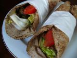 Arabic Sandwich (Swarma)
