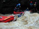 Brown Water Rafting, Cicatih, Sukabumi