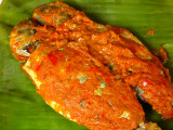 Pepes Ikan Mangga Muda