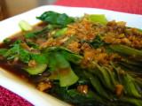 Tumis Phok Choy