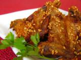 Chicken Wing Tabur Wijen