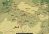 Peta Ciwidey dr Bandung