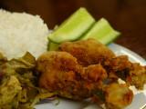 Ayam Goreng Tepung Bumbu Kuning