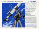Unitron 2.4 inch Model #128