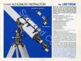 Unitron 3 inch Model #140