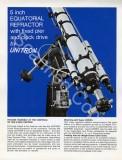 Unitron 5 inch Equatorial Refractor