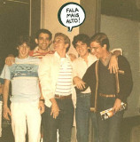 Fernando, Tagá, Eu, Fred e Gugu