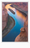 *Colorado River Reflection*