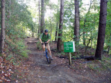 CA Moutain Unicycle Weekend.