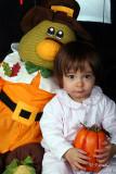 Rachel's 2nd Thanksgiving