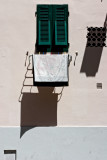 laundry under the sun of Alghero
