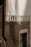 white fringes