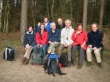 Groepsfoto in Bergherbos