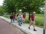 Pieterpad wandeling Echt Valkenburg  17 juni 2007