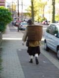 Trekvogelpad wandeling Alkmaar-Purmerend 13/14 oktober 2007