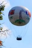 zoo balloon