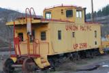UP Caboose/Way Car
