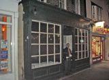 Traditional eel pie shop