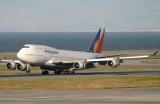 PAL 747 @ SFO. Philippine Aviation
