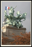 Statue on The Grand Palais