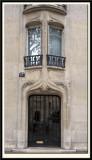 Art Nouveau in Passy, Paris