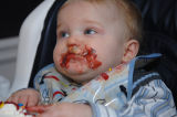 Happy Birthday Tyler -1 year old Nov. 19, 2006