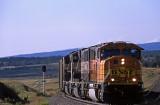 BNSF 9905 E, Dewey, Wy
