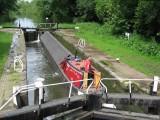 Iron Bridge Lock Cassiobury Park