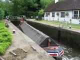 Cassiobury Park Lock
