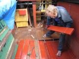 Installing the ballast