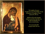 Icon of Mother of Tenderness of Seraphim of Sarov