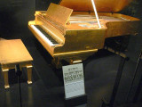 Elvis Gold Piano