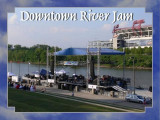 Nashville Downtown River Jam