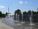 Bicentennial Mall Waterpark