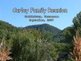 Gatlinburg Curley Reunion 2007